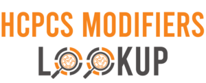 HCPCS Modifiers Lookup